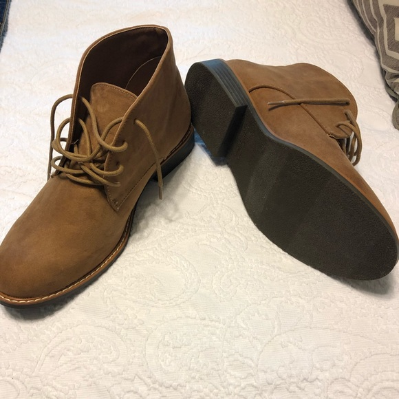 Old Navy Other - Men's suede shoes